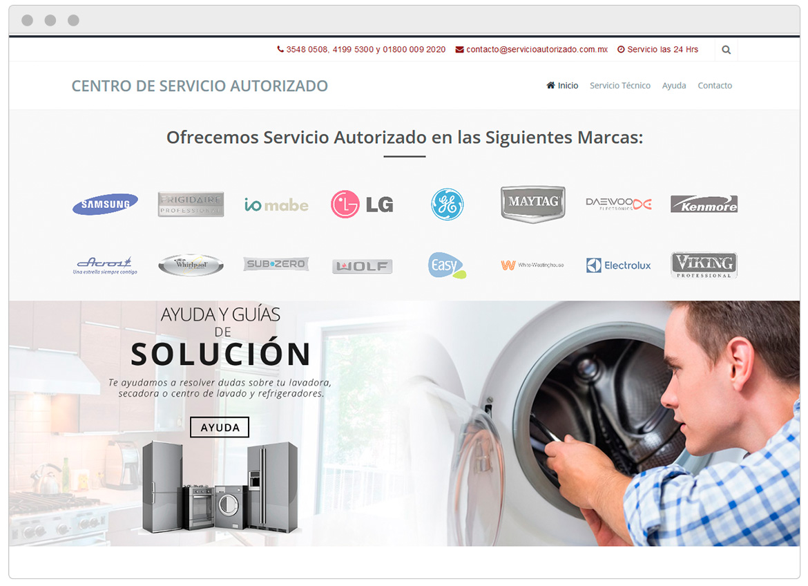 Servicio Autorizado Plus